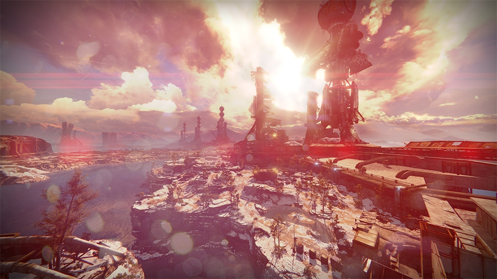 Image from Destiny