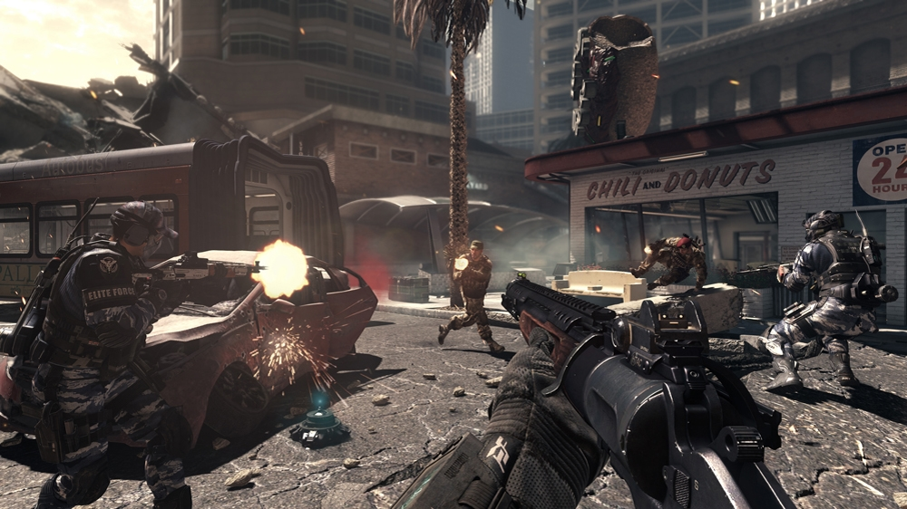 Imagem de Call of Duty®: Ghosts