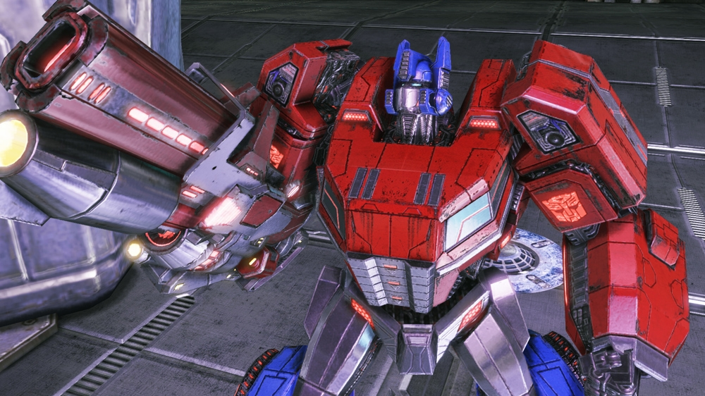 Image from TRANSFORMERS: RotDS