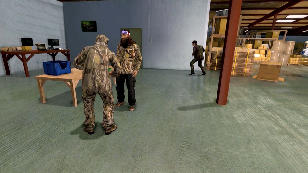 Image from Duck Dynasty