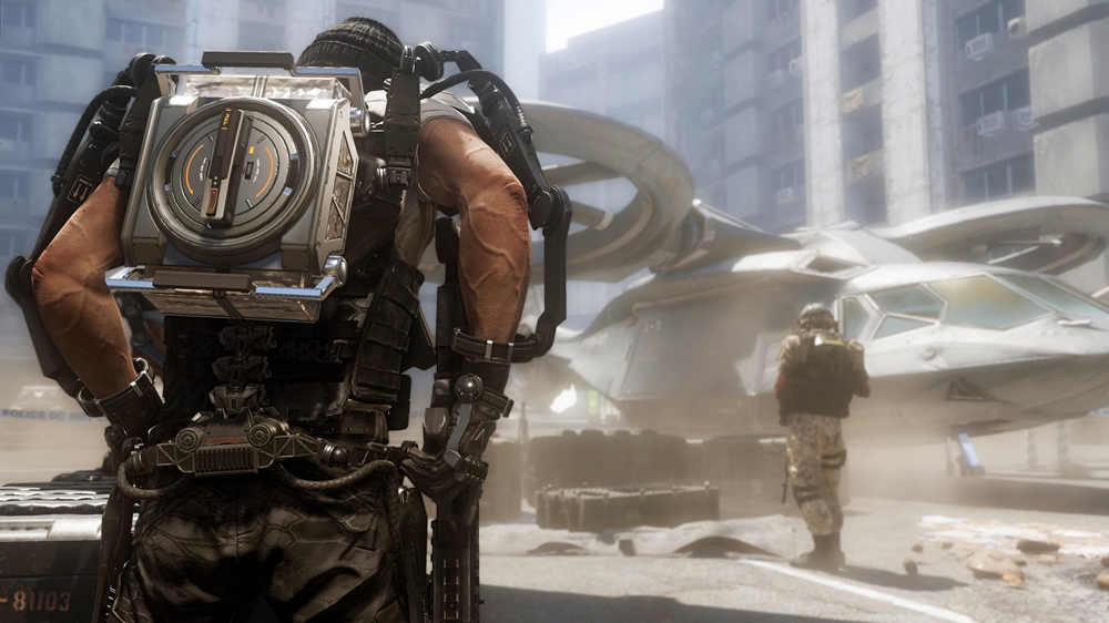 Immagine da COD: Advanced Warfare