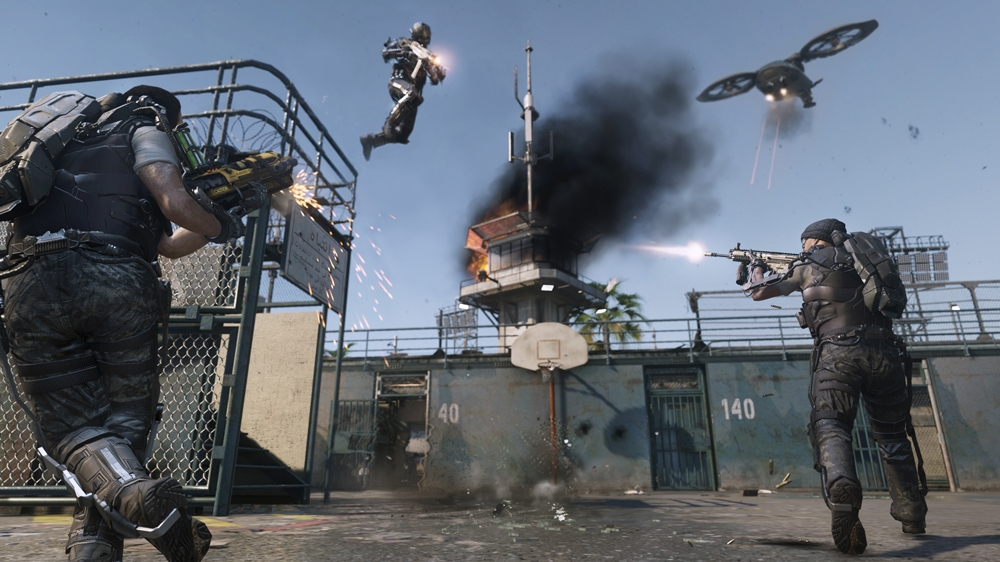 Obraz z COD: Advanced Warfare