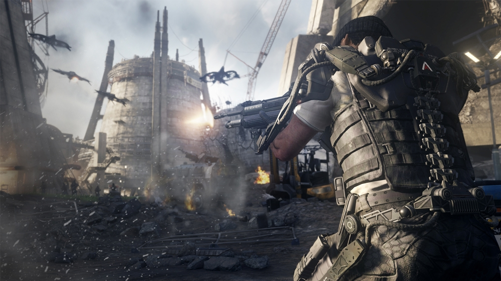 COD: Advanced Warfare の画像