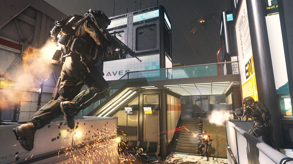 Kuva pelistä COD: Advanced Warfare
