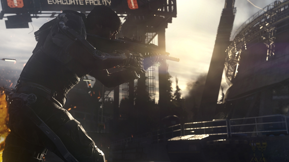 Image from COD: Advanced Warfare
