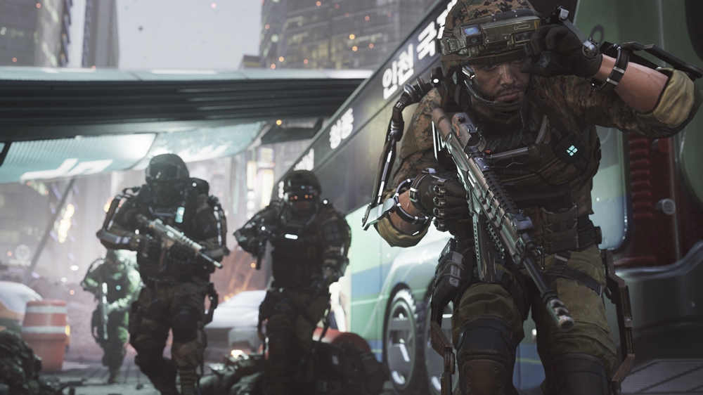 Afbeelding van COD: Advanced Warfare