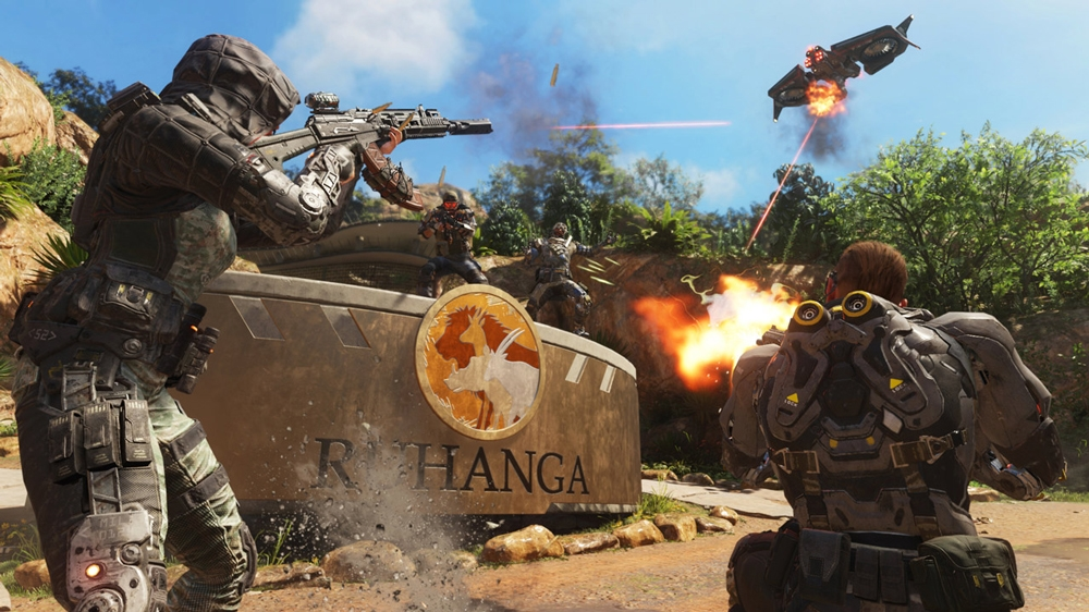Image from COD: Black Ops III