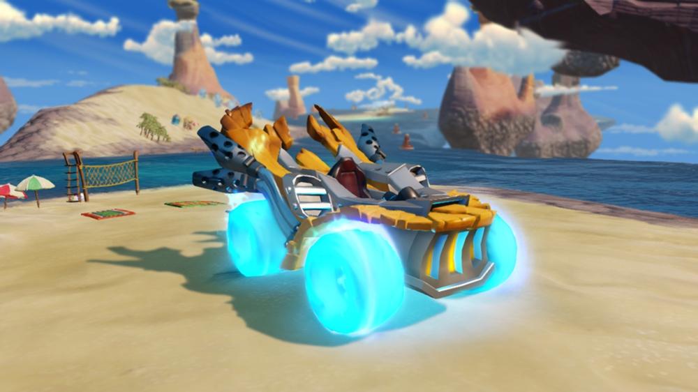 Image de Pack Skylanders SuperChargers possesseur portail