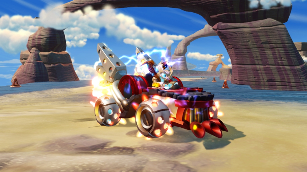 Image from Skylanders SuperChargers Portal Owner's Pack
