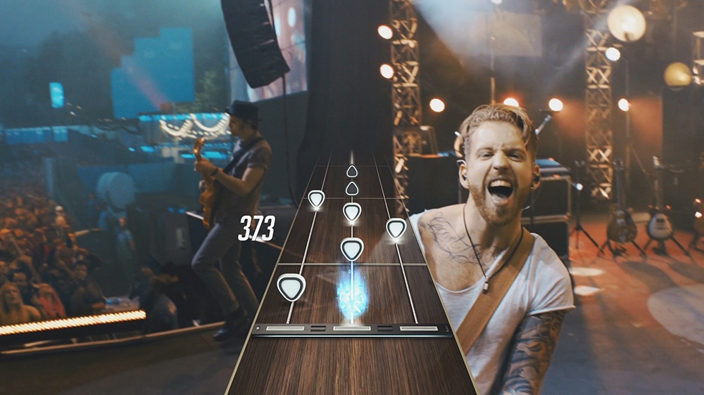 Image de Guitar Hero Live