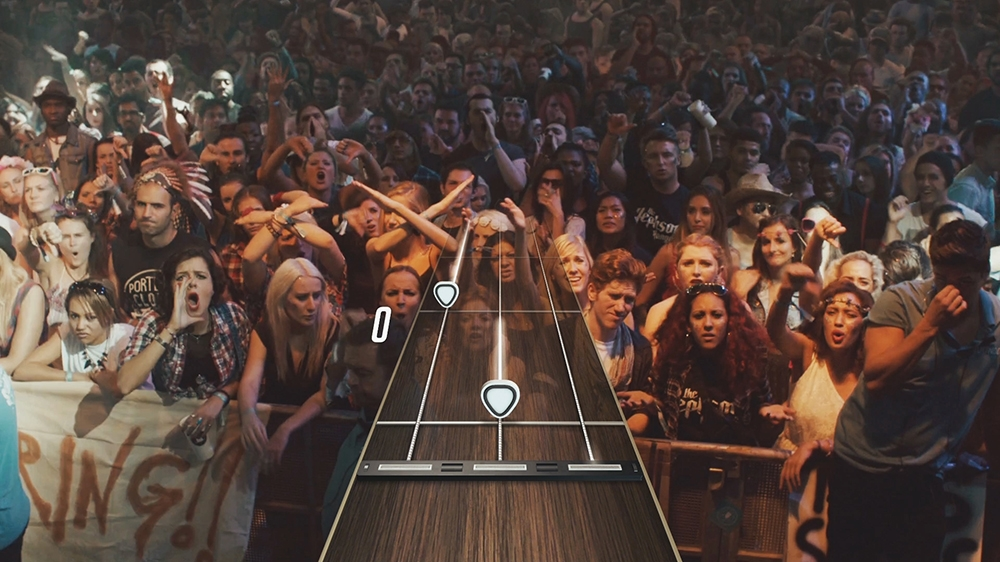 Image from Guitar Hero Live
