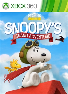 Peanuts Movie boxshot