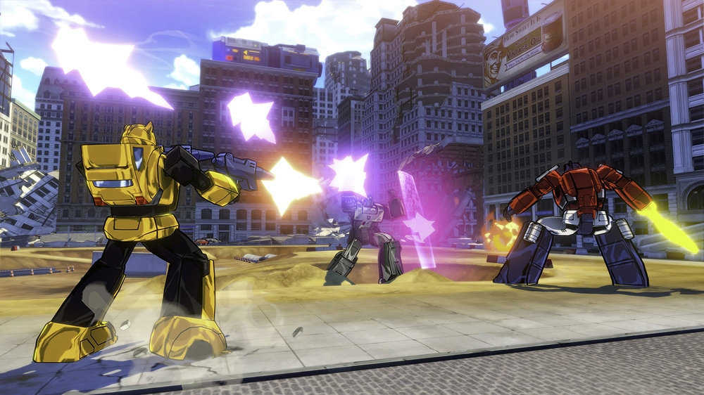 Image from TRANSFORMERS: Dev