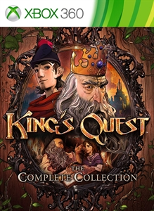 King's Quest boxshot