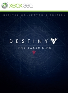 Destiny: The Taken King Digital Collector's Edition boxshot