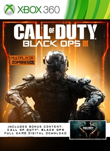 Lot Call of Duty: Black Ops III