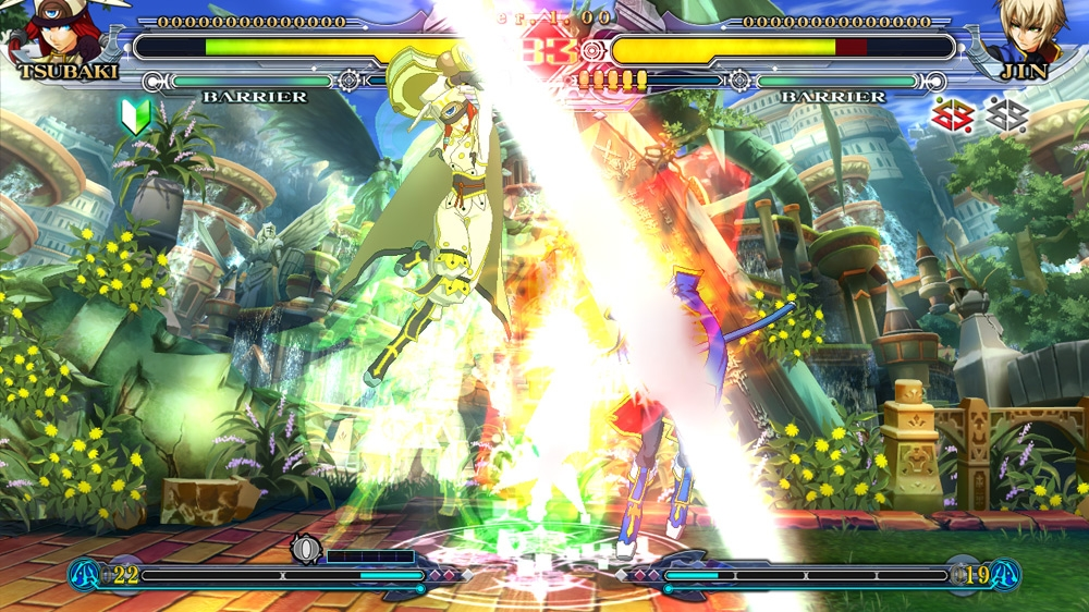 Image from BLAZBLUE CS