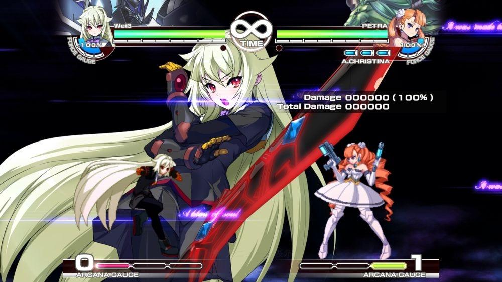 Kuva pelistä Arcana Heart 3
