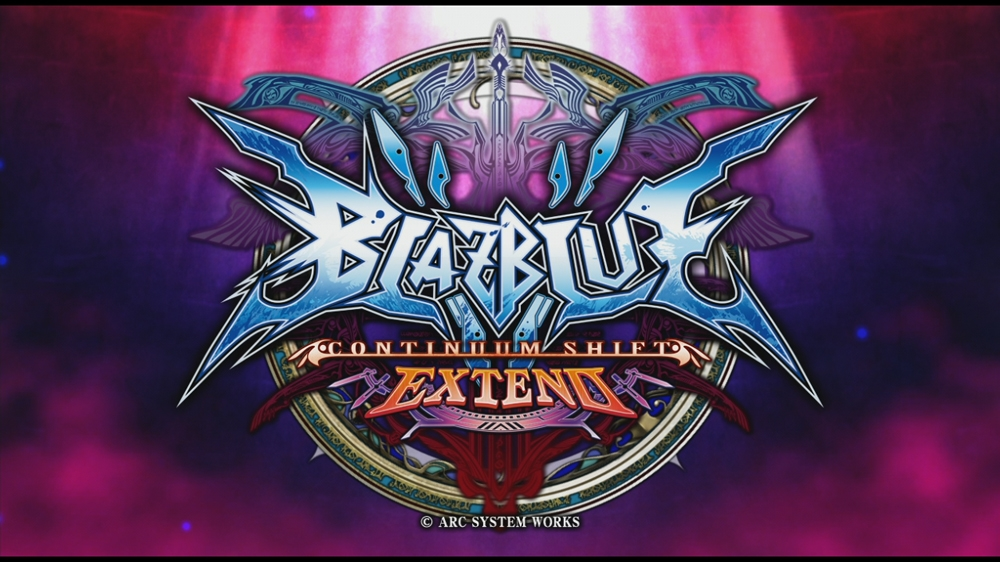 Image from BLAZBLUE CONTINUUM SHIFT EXTEND
