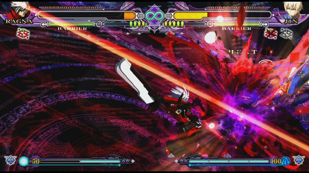 Image de BLAZBLUE CONTINUUM SHIFT EXTEND