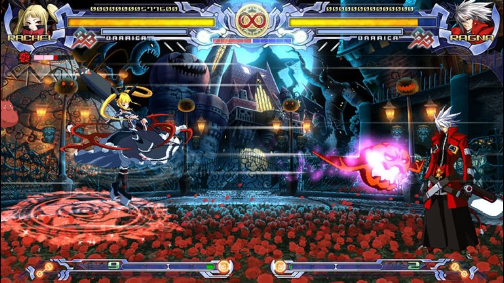 Obraz z BlazBlue