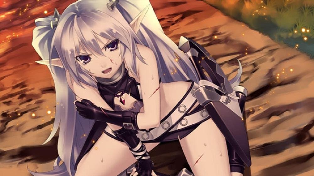 Image from Record of Agarest War