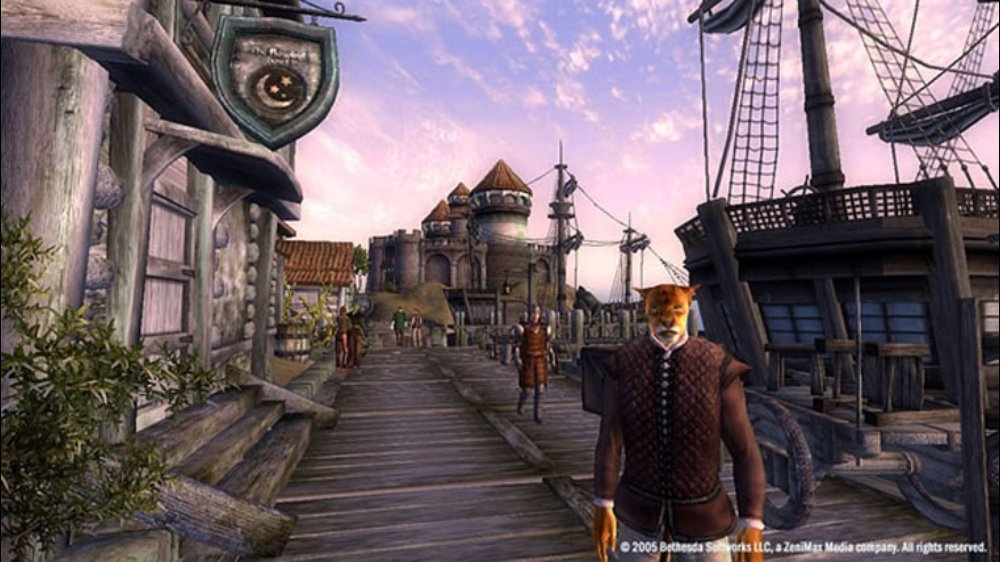 Image from Oblivion