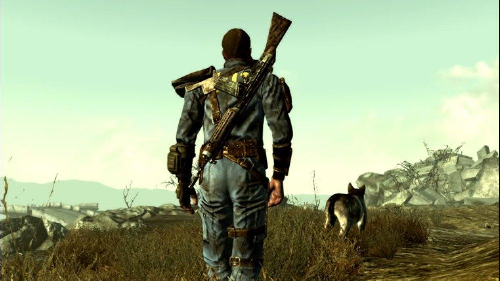 Obraz z Fallout 3