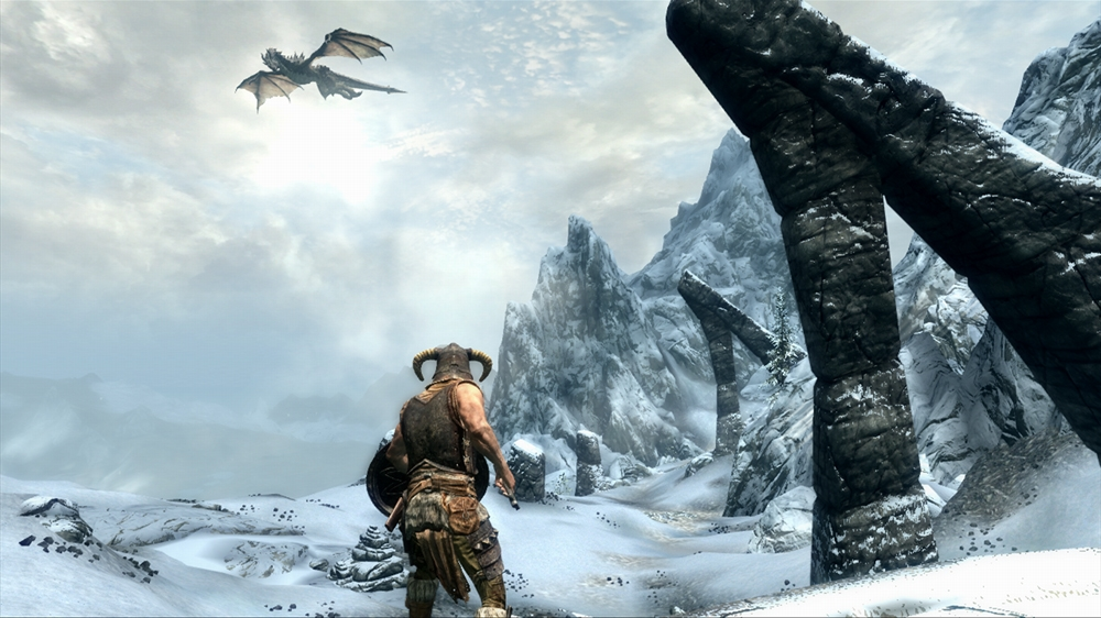 Immagine da Skyrim