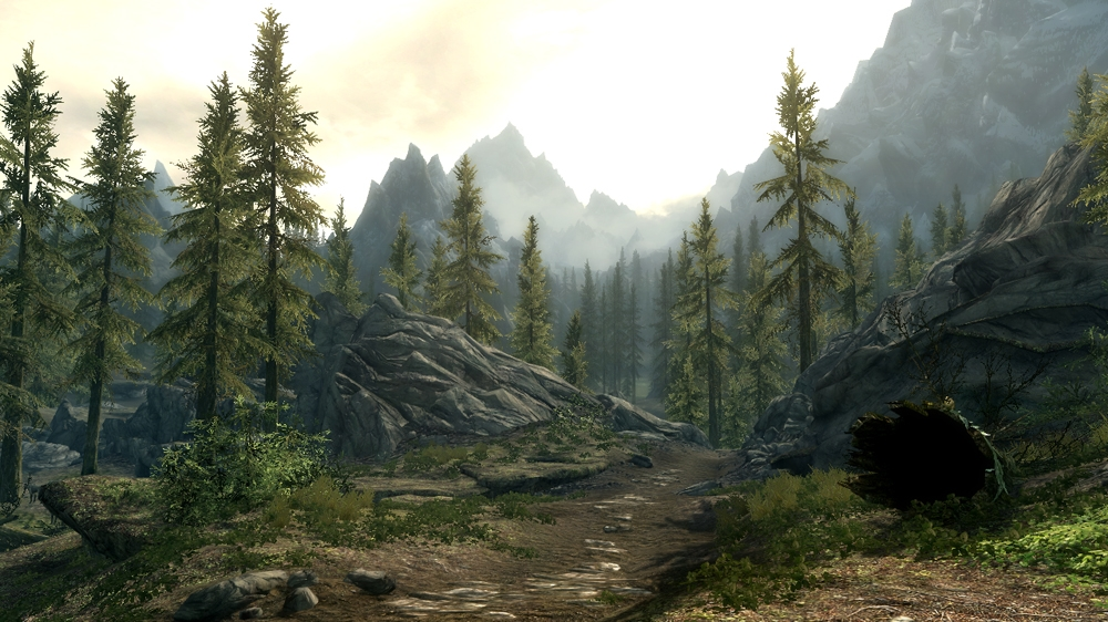 Kp, forrsa: Skyrim