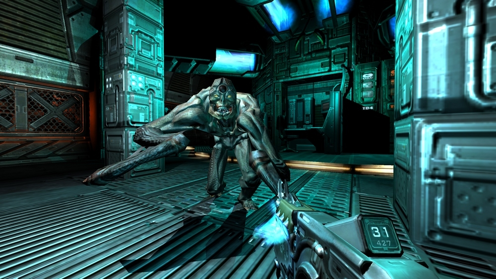 Image from DOOM 3 BFG Edition