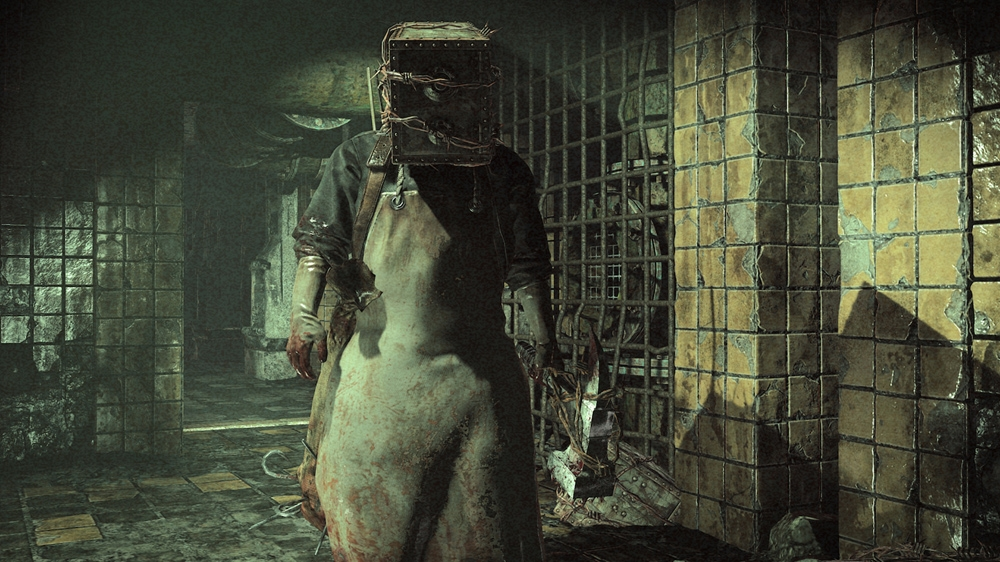 Snímek ze hry The Evil Within