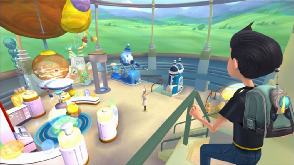 Image from Meet the Robinsons