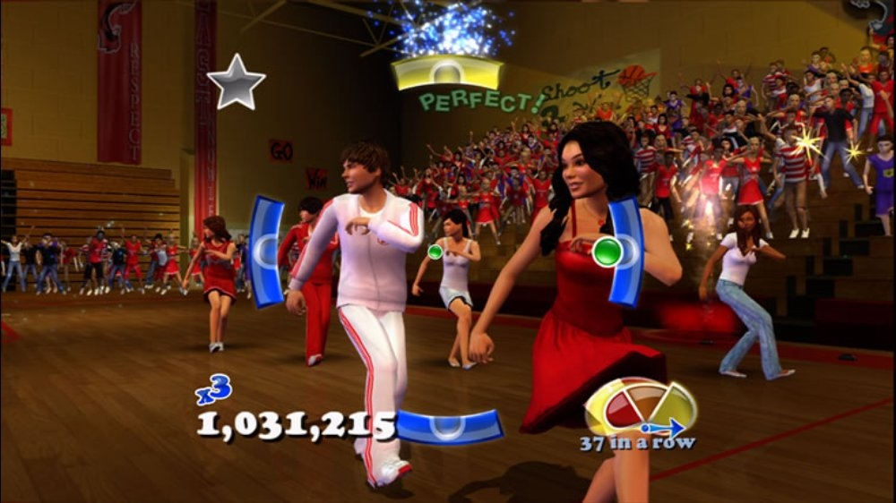 Image from HSM3 Senior Year DANCE