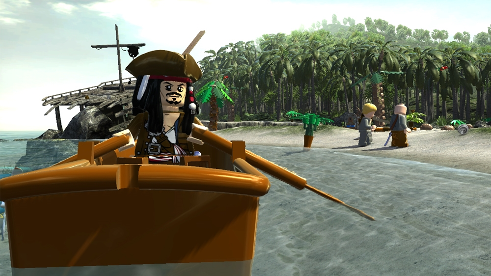 Image de LEGO Pirates des Carabes Le Jeu Vido