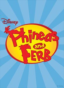 Disney Phineas & Ferb Platypus Day Theme
