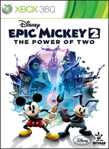 Disney Epic Mickey: The Power of Two Premium Theme
