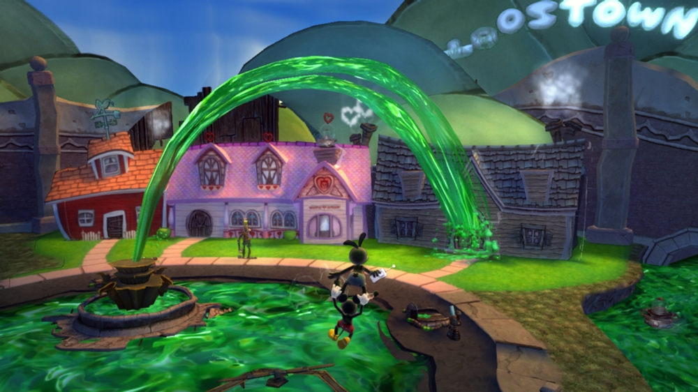 Image from Disney Epic Mickey 2: The Power of Two