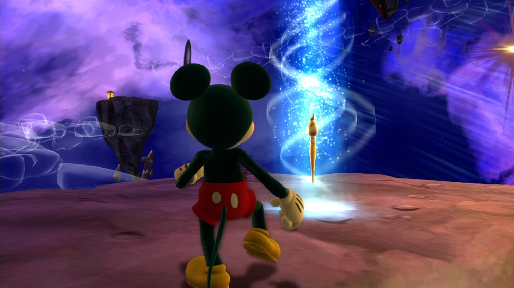 Billede fra Disney Epic Mickey: Sammenhold gr strk 