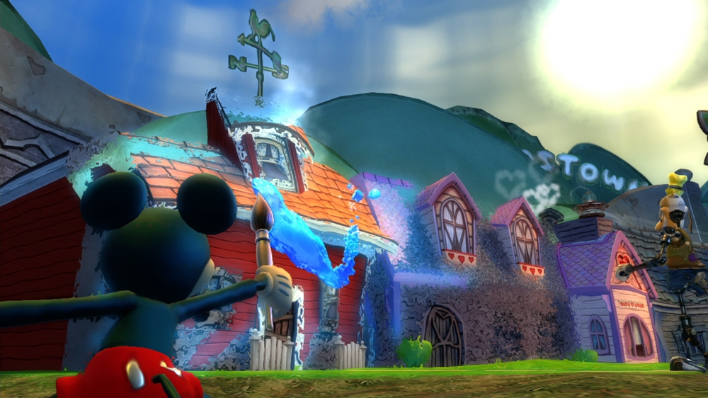 Afbeelding van Disney Epic Mickey 2: The Power of Two