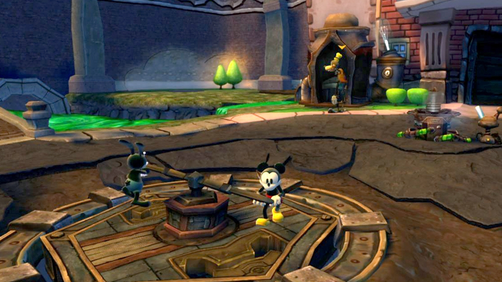 Kép, forrása: Disney Epic Mickey 2: The Power of Two