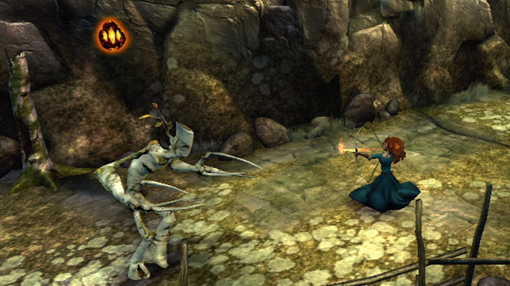 Image from Brave: The Video Game