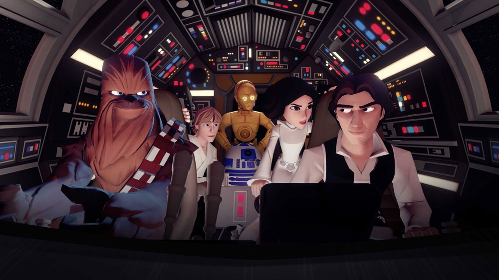 Image from Disney Infinity 3.0