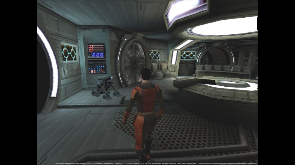 Image from STAR WARS KOTOR
