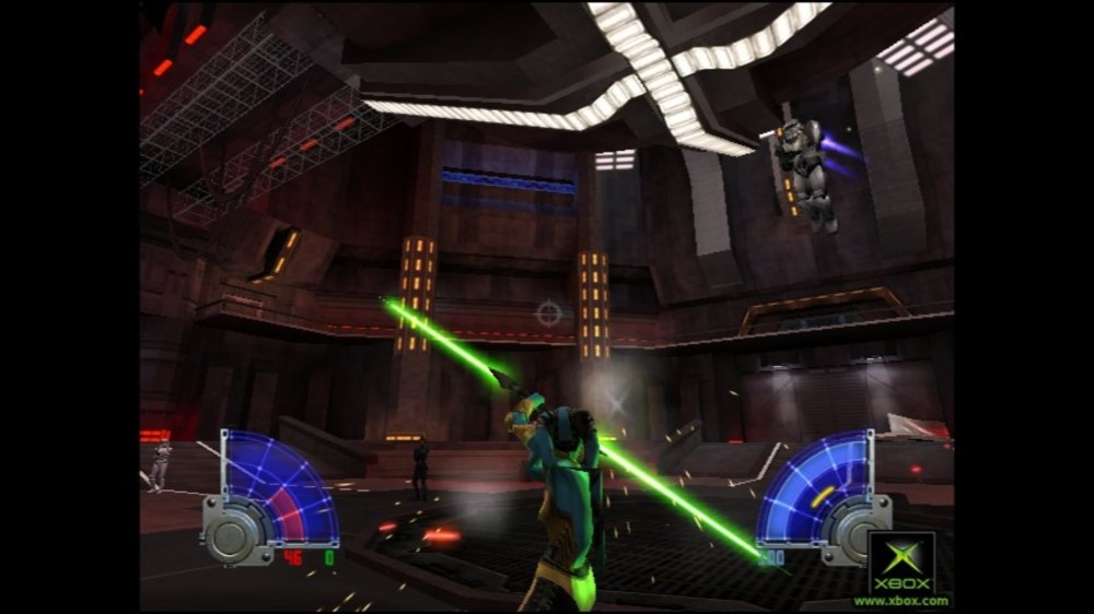 Image from Star Wars Jedi Knight: Jedi Academy