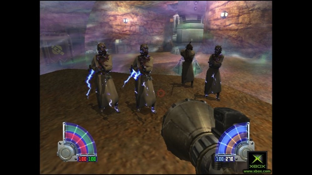 Image de Star Wars Jedi Knight: Jedi Academy