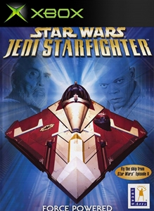 Star Wars Jedi Starfighter