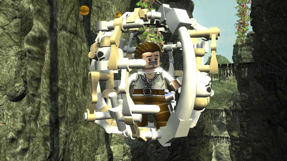 Image from LEGO Pirates of the Caribbean: The Video Game