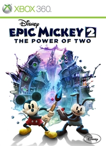 Disney Epic Mickey 2: Speldemo