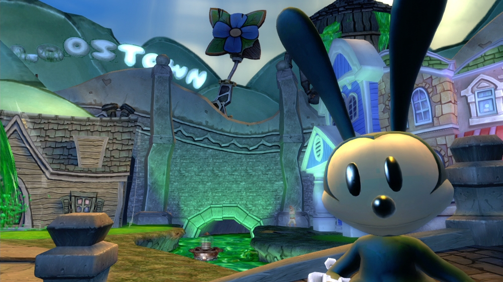 Image from Disney Epic Mickey 2: Gameplay Demo